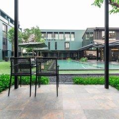 Отель Theatre Residence Таиланд, Бангкок - 1 отзыв об отеле, цены и фото номеров - забронировать отель Theatre Residence онлайн балкон