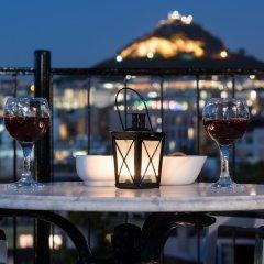 Отель Acro And Polis Афины гостиничный бар