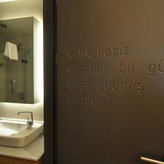 Отель Brickpalas Стамбул ванная