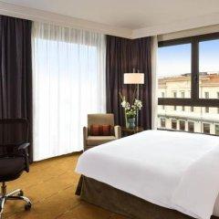 Отель Warwick Geneva 4* Стандартный номер с различными типами кроватей фото 15
