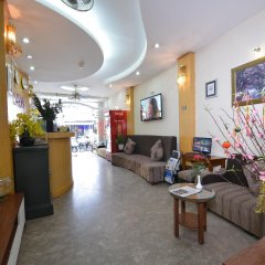 B & B Hanoi Hotel & Travel интерьер отеля
