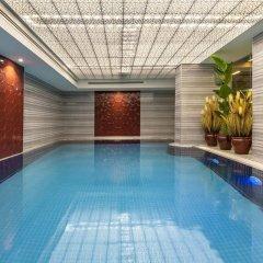 Отель Yasmak Sultan бассейн