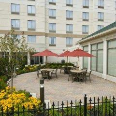 Отель Hampton Inn & Suites Columbus/University Area Колумбус фото 2