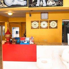 Отель Nida Rooms Rama 4 Platinum Бангкок интерьер отеля фото 2
