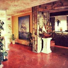 Отель Villa St. Tropez Прага интерьер отеля