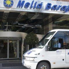 Отель Meliá Barajas Испания, Мадрид - отзывы, цены и фото номеров - забронировать отель Meliá Barajas онлайн городской автобус