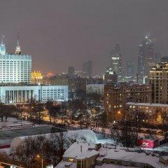 Гостиница Kudrinskaya Tower в Москве отзывы, цены и фото номеров - забронировать гостиницу Kudrinskaya Tower онлайн Москва городской автобус