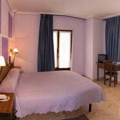 Отель Posada La Anjana комната для гостей