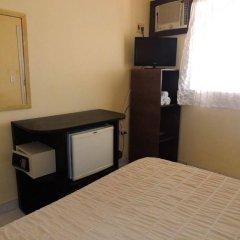 Отель Aguamarinha Pousada сейф в номере