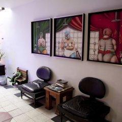 Отель Estación 13 Мексика, Гвадалахара - отзывы, цены и фото номеров - забронировать отель Estación 13 онлайн фото 2