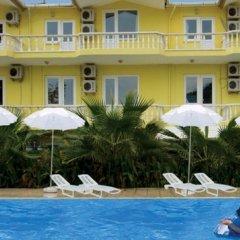 Paradise'S Apple Hotel бассейн