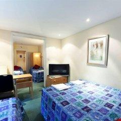 Whiteleaf Hotel комната для гостей