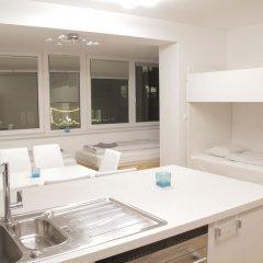 Отель Betariel Apartments S22 Австрия, Вена - отзывы, цены и фото номеров - забронировать отель Betariel Apartments S22 онлайн ванная фото 2