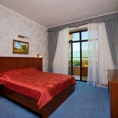 Гостиница Барракуда Большой Геленджик комната для гостей фото 4