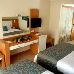 Blue Paradise Side Hotel - All Inclusive Сиде удобства в номере