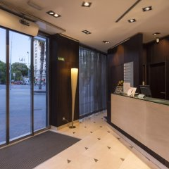 Отель Eurostars Monumental Барселона интерьер отеля фото 3