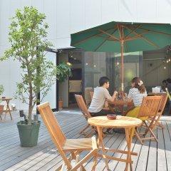 Chillulu Coffee & Hostel бассейн