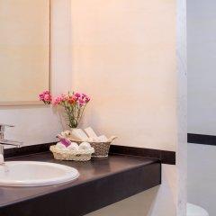 Отель Novina ванная фото 2