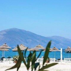 Hotel Nika Horizonti пляж фото 2