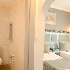 Отель Otel Atrium ванная фото 2