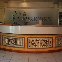 Отель Capricorn International Вити-Леву интерьер отеля фото 2