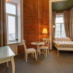 Гостиница Литейный комната для гостей фото 2