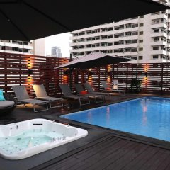 Отель Citrus Suites Sukhumvit 6 By Compass Hospitality Бангкок детские мероприятия