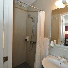 Отель La Tour Дания, Орхус - отзывы, цены и фото номеров - забронировать отель La Tour онлайн ванная