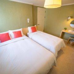 Отель Travel Monster Южная Корея, Сеул - отзывы, цены и фото номеров - забронировать отель Travel Monster онлайн комната для гостей фото 4