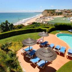 Отель Clube Porto Mos Португалия, Лагуш - отзывы, цены и фото номеров - забронировать отель Clube Porto Mos онлайн бассейн фото 3