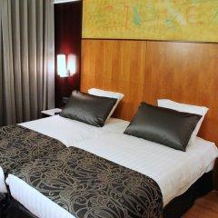 Отель Catalonia Brussels Бельгия, Брюссель - 1 отзыв об отеле, цены и фото номеров - забронировать отель Catalonia Brussels онлайн комната для гостей фото 4