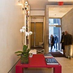 Отель City Club Hotel США, Нью-Йорк - 1 отзыв об отеле, цены и фото номеров - забронировать отель City Club Hotel онлайн интерьер отеля фото 3