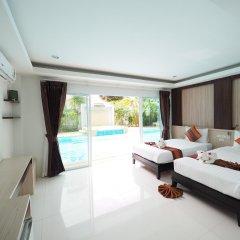 Отель Lanta Fevrier Resort комната для гостей
