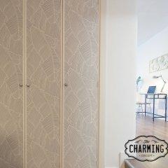 Отель Charming Museo Del Prado Мадрид ванная
