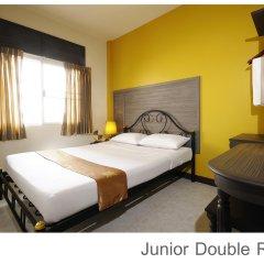 Отель Rambuttri Village Inn & Plaza 3* Стандартный номер с различными типами кроватей фото 2