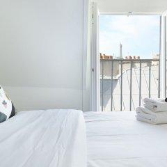 Отель Ponthieu - Champs Elysées Франция, Париж - отзывы, цены и фото номеров - забронировать отель Ponthieu - Champs Elysées онлайн комната для гостей фото 5
