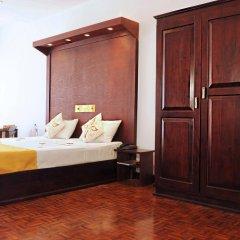 Отель Golden Star Beach Hotel Шри-Ланка, Негомбо - отзывы, цены и фото номеров - забронировать отель Golden Star Beach Hotel онлайн комната для гостей фото 4