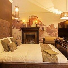 Отель Twelve Picardy Place Великобритания, Эдинбург - отзывы, цены и фото номеров - забронировать отель Twelve Picardy Place онлайн комната для гостей фото 8