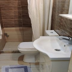 Отель Aqua Sun Village Греция, Херсониссос - отзывы, цены и фото номеров - забронировать отель Aqua Sun Village онлайн ванная