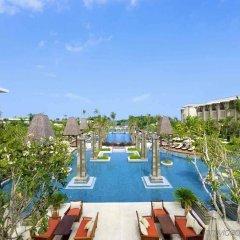 Отель Sofitel Bali Nusa Dua Beach Resort бассейн фото 2