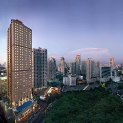 Отель Sukhumvit Park, Bangkok - Marriott Executive Apartments Таиланд, Бангкок - отзывы, цены и фото номеров - забронировать отель Sukhumvit Park, Bangkok - Marriott Executive Apartments онлайн балкон