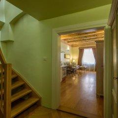 Апартаменты Charming Prague Apartments At Black Star Прага интерьер отеля