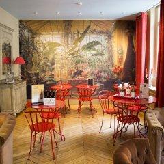Отель Hôtel Perreyve питание