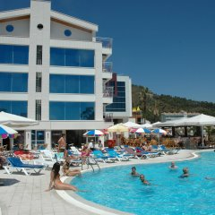 Ideal Pearl Hotel - All Inclusive - Adults Only бассейн фото 2