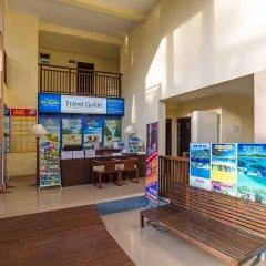 Отель Lanta Pura Beach Resort питание