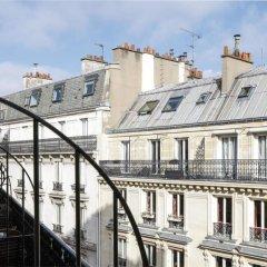 Hotel Berne Opera балкон