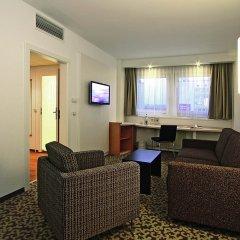 Отель Ibis Dresden Königstein Германия, Дрезден - 8 отзывов об отеле, цены и фото номеров - забронировать отель Ibis Dresden Königstein онлайн комната для гостей фото 3