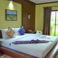 Отель The Villa Laemhin Lagoon Resort комната для гостей