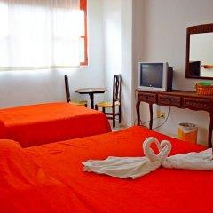 Hotel Corona Zihua Сиуатанехо комната для гостей фото 5