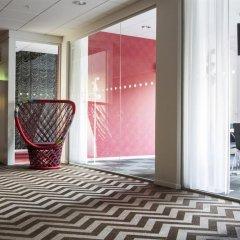 Отель Park Inn by Radisson Stockholm Solna Швеция, Солна - отзывы, цены и фото номеров - забронировать отель Park Inn by Radisson Stockholm Solna онлайн интерьер отеля фото 2